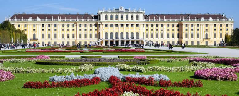 Schönbrunn Sarayı  Bahçeler - Viyana