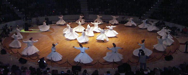 Şeb-i Arus Törenleri - Konya