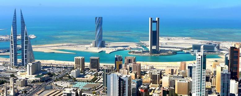 Şehir Görünümü - Bahreyn