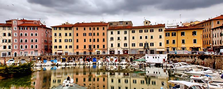 Şehir Kıyıları - Livorno