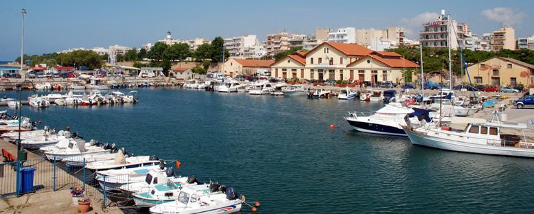 Şehir Limanı - Dedeağaç