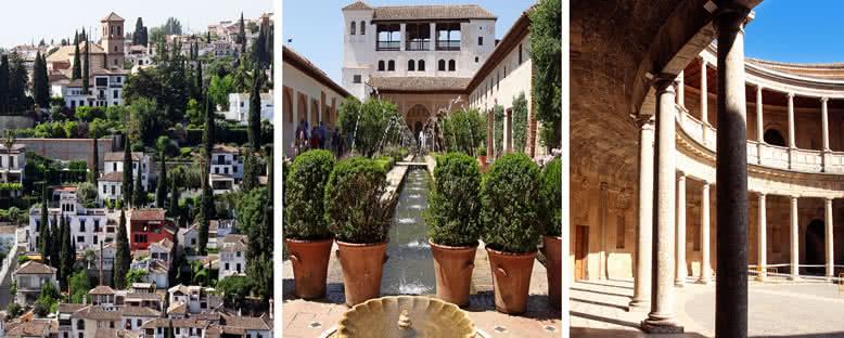 Şehir Manzaraları - Granada