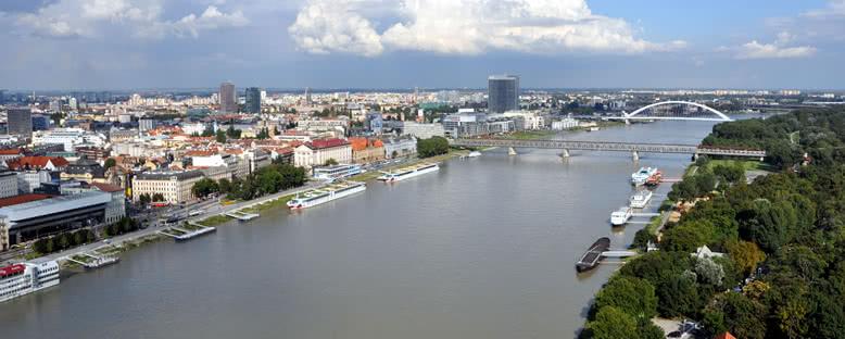 Şehir Manzarası - Bratislava