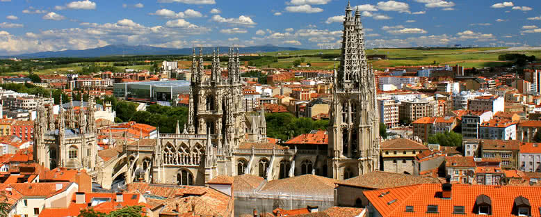 Şehir Manzarası - Burgos