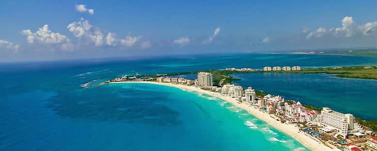 Şehir Manzarası - Cancun