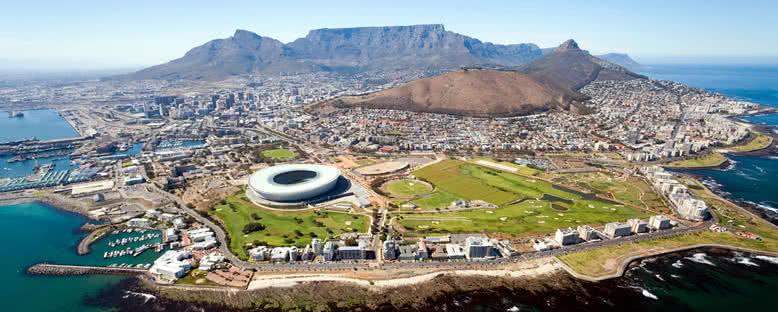 Şehir Manzarası - Cape Town