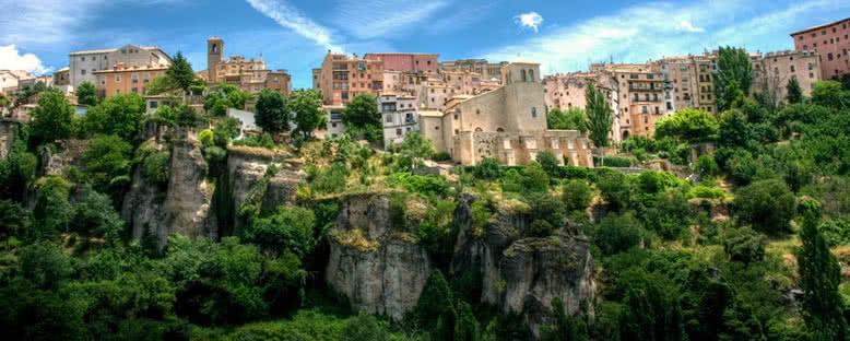 Şehir Manzarası - Cuenca