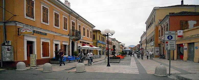 Şehir Manzarası - İşkodra