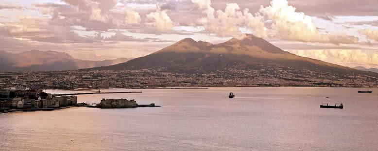 Şehir Manzarası - Napoli