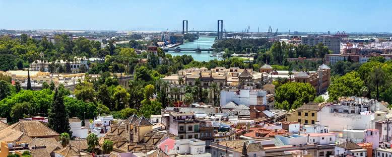 Şehir Manzarası - Sevilla