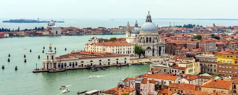 Şehir Manzarası - Venedik