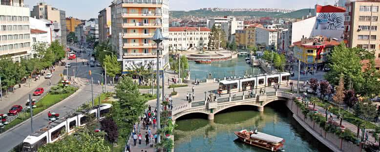 Şehir Merkezi - Eskişehir