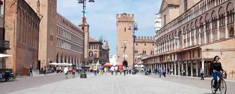 Şehir Merkezi - Ferrara