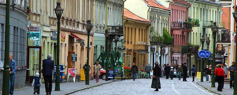 Şehir Merkezi - Kaunas