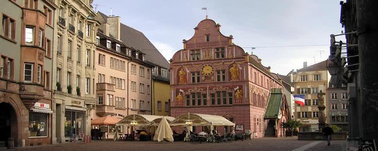 Şehir Merkezi - Mulhouse