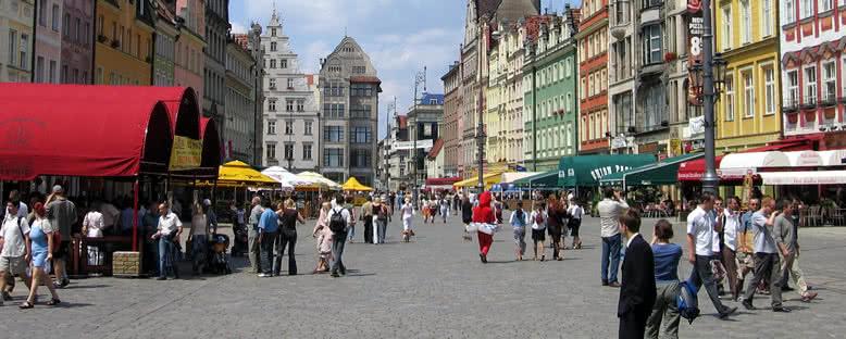 Şehir Merkezi - Wroclaw