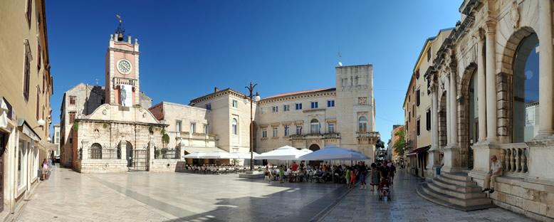 Şehir Merkezi - Zadar