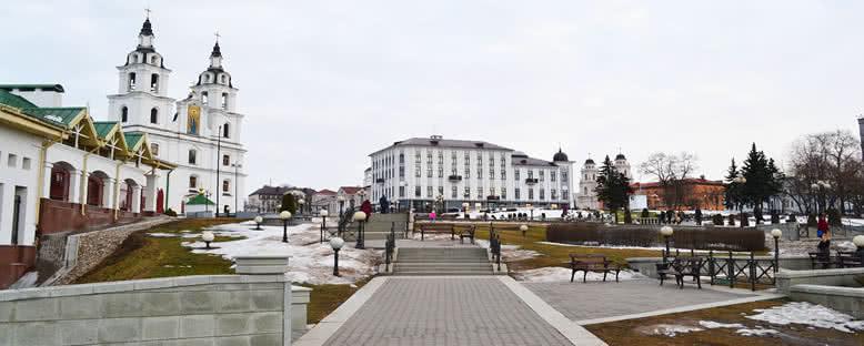 Şehir Meydanı - Minsk