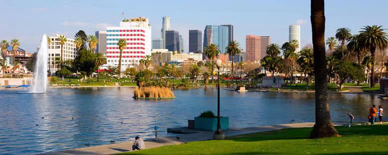 Şehir ve Park - Los Angeles