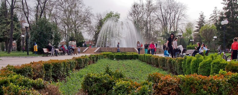 Şehir Parkı - Svilengrad
