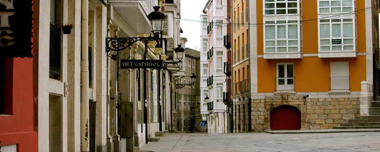 Şehir Sokakları - Burgos