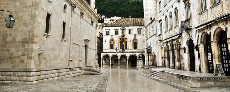 Şehir Sokakları - Dubrovnik