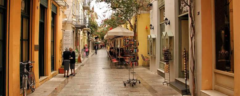 Şehir Sokakları - Nafplion