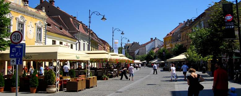 Şehir Sokakları - Sibiu