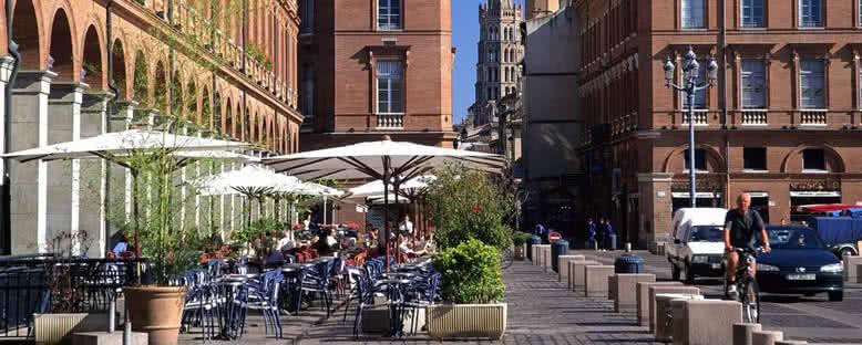 Şehir Sokakları - Toulouse