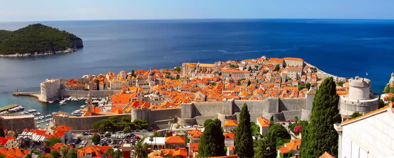 Şehir Surları - Dubrovnik
