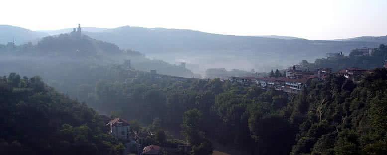 Şehri Saran Dağlar - Veliko Tarnovo