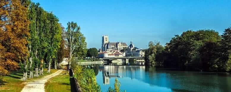 Seine Nehri Kıyıları
