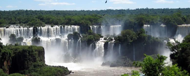 Şelaleler - Iguazu