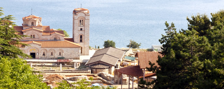 Göl Kıyıları - Ohrid