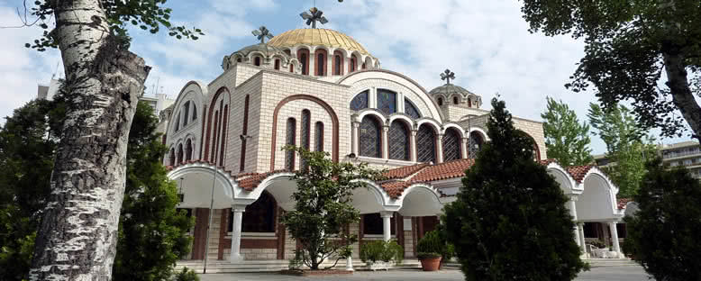 St. Cyril ve Methodius Kilisesi - Selanik