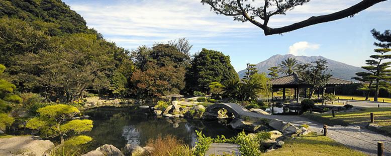 Senganen Bahçeleri - Kagoshima