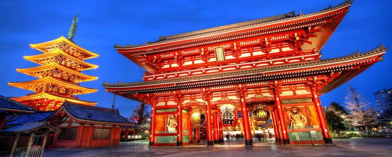 Sensoji Tapınağı - Tokyo