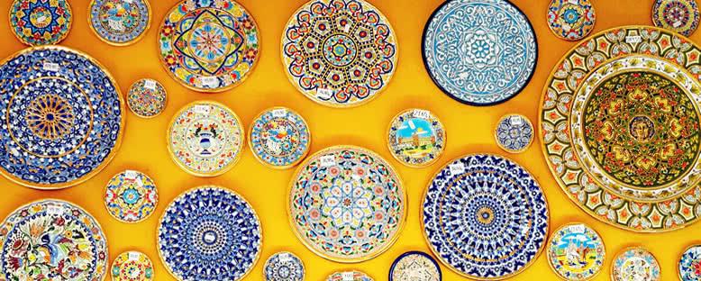 Seramik Dükkanları - Granada