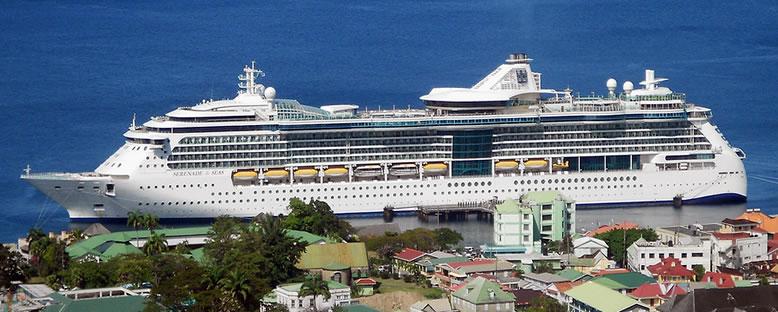 Serenade of the Seas ile Baltık Başkentleri Gemi Turu
