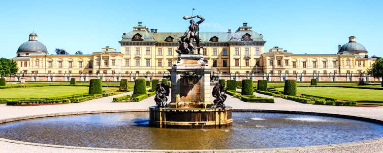 Drottningholms Sarayı - Stockholm