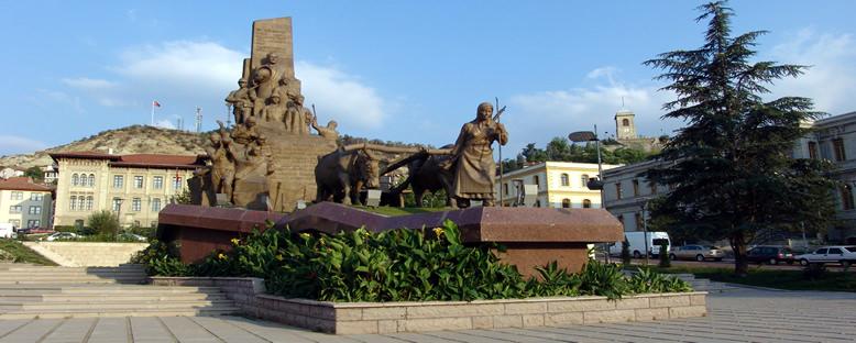 Şerife Bacı Anıtı - Kastamonu