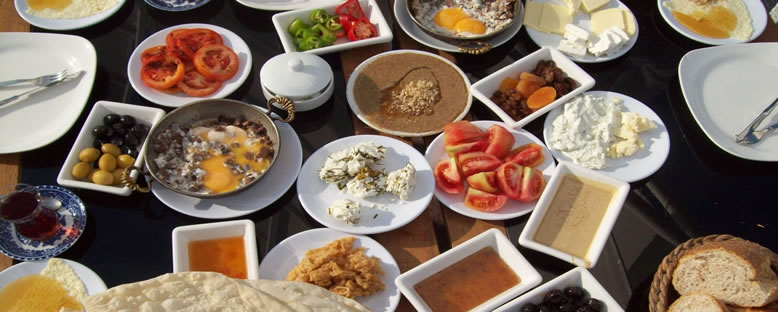 Serpme Kahvaltı - Van