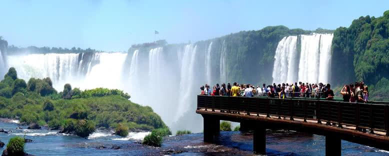 Seyir Terası - Iguazu
