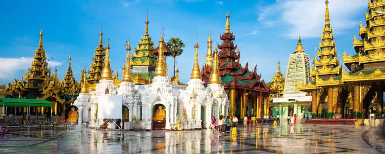 Shwedagon Pagodası - Yangon