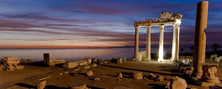 Side Apollon Tapınağı - Side