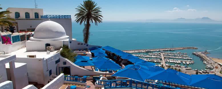 Sidi Bou Said Bölgesi - Tunus