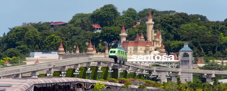 Sentosa Adası - Singapur