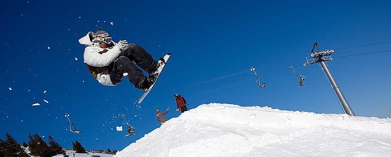 Snowboard - Pamporovo