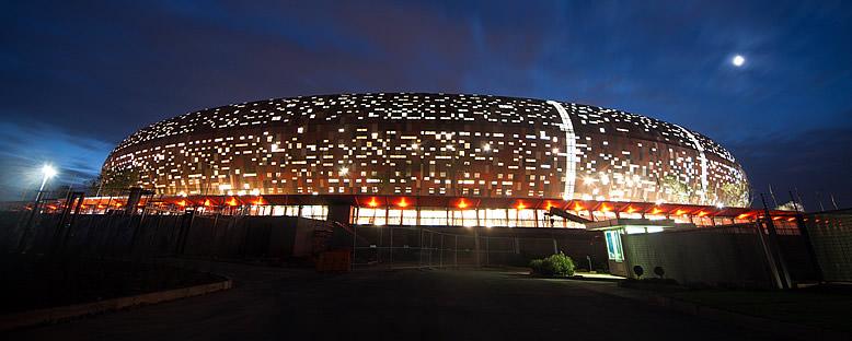 Soccer City - Johannesburg