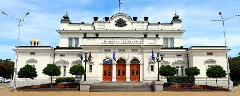 Bulgaristan Parlamentosu - Sofya